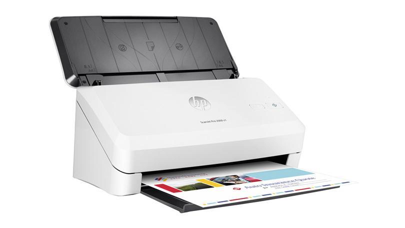 gambar HP ScanJet Pro 2000 s1 Sheet-feed Scanner