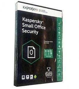 harga Antivir Kaspersky Small Office Security