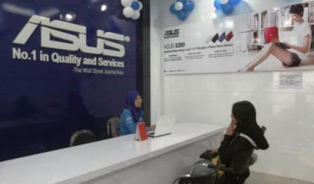 gambar Service center asus